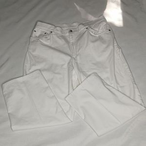 Jones New York Sport Cropped  Pants Size 14